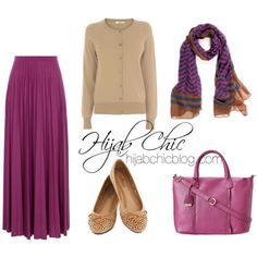 """Hijab Chic"" by hijab-chic on Polyvore"