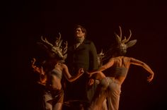 Katia Kabanova. Steven Ebel (Boris Grigorievich). Foto: Patricio Melo. — en Teatro Municipal de Santiago.