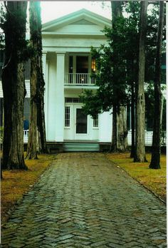 Rowanoak (the home of William Faulkner in Oxford, Mississippi)