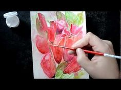 How to Use Plastic Wrap Technique With Watercolors. KelliesArtBlog.blogspot.com Alcohol Ink on Yupo - Time Lapse Painting. Thinking about online Course's for AI Ink if this interests you please sign up for my newsletter to receive Coupon's for a $10 class. https://www.facebook.com/kellielynnart/app/100265896690345/