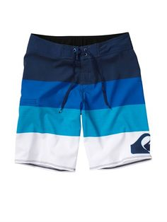 2 Boardshorts by Quiksilver - Sport Shorts, Swim Shorts, Men Shorts, Boxer Pants, Mens Boardshorts, Surf Outfit, Man Swimming, Blazers For Men, Mens Fashion