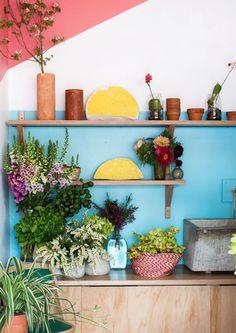 Cecilia Fox florist shop