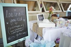 """Love is all you need (and maybe a few cocktails)"" I Courtney Bowlden Photography. #weddingsignage"