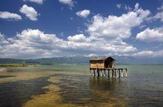 Lake Dojran ( from the book Wonderful Macedonia)