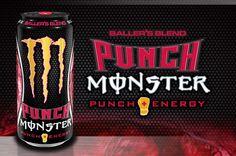 Punch Monster - Ballers Blend