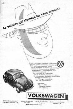 Cool Volkswagen 2017: vw beetle o mas conocido como El Escarabajo - Página 2...  VW ads