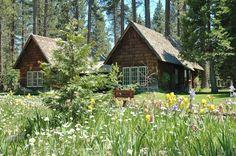 California -- El Dorado County -- South Lake Tahoe -- Tallac Historic Site