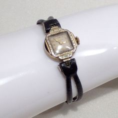 Vintage Bulova ladies watch