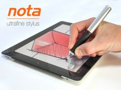 Nota: The Ultrafine Tip Stylus for Tablets | Aleksandr Tsukanov