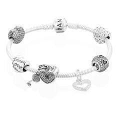83d67f7cf0b 7 Best pandora bracelet designs images in 2017 | Bracelets, Pandora ...