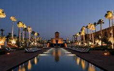 Selman Marrakech, Marrakesch - Escapio | Einzigartige Hotels