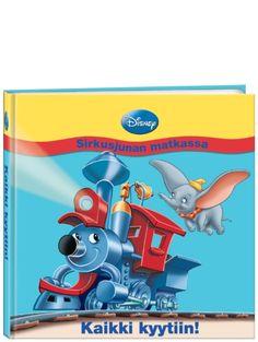 Kaikki kyytiin! Sirkusjunan matkassa  -kirjassa riittää tutkittavaa pienelle lukijalle, ja haitarimuodon ansiosta sen voi nostaa vaikka lattialle pystyyn ihailtavaksi ja selattavaksi. Kurkista sisään hauskaan haitarikirjaan, josta löytyy läppiä ja luukkuja, söpöjä eläimiä ja iloisia riimejä. Frosted Flakes, Fictional Characters, Fantasy Characters