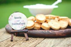 Food Labels, Wedding Food Label, Food Signs