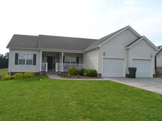 GRAY, TN HOME  445 Wyndham Drive   Only one owner! This home is absolutely gorgeous; 3BR, 2BA, partially finished basement; great bonus AREA! This home was built brand new in 2006, still in excellent condition! Fenced in back yard with beautiful views. This home is a MUST SEE!