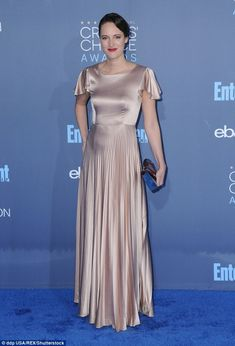 Speaking out: Phoebe Waller-Bridge has revealed she wanted to erase the idea that women ca. Vintage Outfits, Vintage 1950s Dresses, Vintage Clothing, Phoebe Waller Bridge, 1940s Fashion, Club Fashion, Homecoming Dresses, Prom Gowns, Celebrity Style