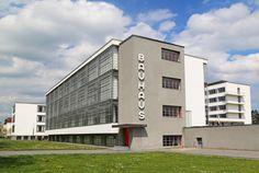 Bauhaus Dessau Campus—Bauhaus Architecture   Architectural Digest
