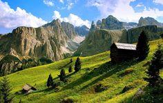 Dolomiti - Gruppo del Sella