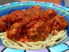 Love, Shoes and Cupcakes: Beef and Ricotta Meatballs