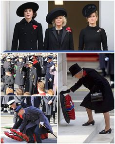 The Duchess of Cambridge and other members of the Royal Family are at the Cenotaph in Whitehall, London, this morning for The Royal British Legion's annual Remembrance Sunday service and parade. Remembrance Sunday is held in the U.K. and the Commonwealth as a day to commemorate the military and civilian servicemen and women in the two World Wars as well as later conflicts. Various concerts, church services and commemorative events take place across London on this day to remember the men and…