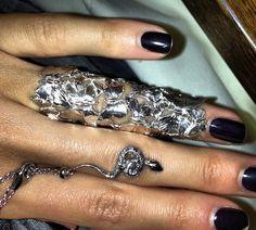 Bernard De Lettrez ring, fashion,