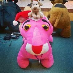 Tux fan da Pink Panther