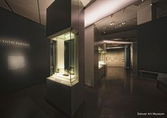 Zone Display Cases - Products - Freestanding cases - Museum quality display cases