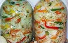 Merită încercat ,Salată de varză tocmai bună pentru iarnă. O rețetă de milioane. - Sorbet, Fresh Rolls, Cake Recipes, Cabbage, Deserts, Tacos, Mexican, Vegetables, Ethnic Recipes