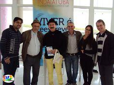 2º Sábado Cultural - MOCAI Eber, Penna, Wladimir Soares, Moacir Torres, Aline Grilo e Rodrigo Mendes