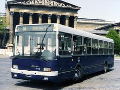 Ikarus 415 Beast From The East, Bus Coach, Bus Driver, Busses, Commercial Vehicle, Coaches, Budapest, Europe, Trucks