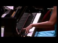 Yuja Wang plays Scriabin prelude op.9 n.1 (for left hand alone) - YouTube