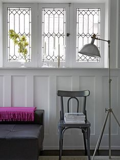 Leaded Glass Windows Design, Pictures, Remodel, Decor And Ideas   Page 2