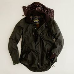 afe5f3eeb47 Barbour® X To Ki To motorbike shirt-jacket Barbour Jacket