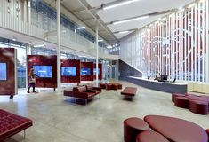 Welcome Center at Missouri State University | Dake Wells Architecture
