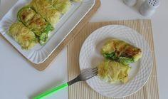 involtini di verza (con ripieno gustoso alle patate)