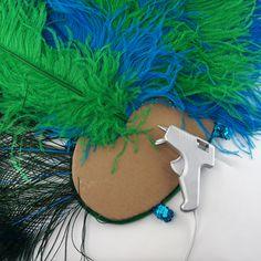 peacock step 6