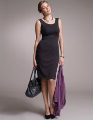 Work Dresses by Pepperberry | Ponte Shift Dress