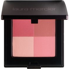 Laura Mercier Illuminating Powder in Pink Rose ($44) ❤ liked on Polyvore featuring beauty products, makeup, cheek makeup, blush, beauty, laura mercier and laura mercier blush