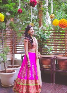 Indian Wedding Website : Wed Me Good | Indian Wedding Ideas & Vendors Online | Bridal Lehenga Photos...OK! I LOVE HER HOUSE SO MUCH