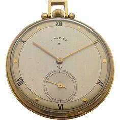 Vintage Gents Elgin 21 Jewel Pocket Watch