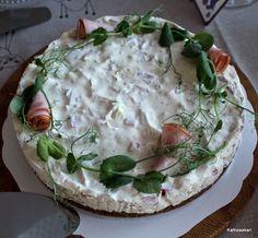 Kattipaakari: Hyydytetty voileipäkakku (maidoton)