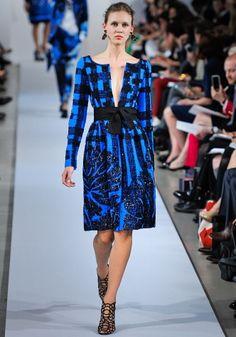 Oscar de la Renta Resort 2013 - Review - Fashion Week - Runway, Fashion Shows and Collections - Vogue - Vogue