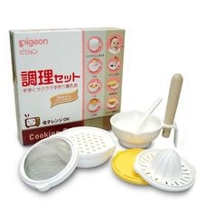 pigeon cooking set for baby 5 months 7 pieces set find out more about the