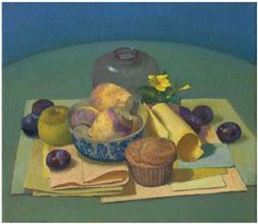 "Gillian Pederson-Krag, Still Life, Oil on Canvas, 15"" x 17"", 2007"