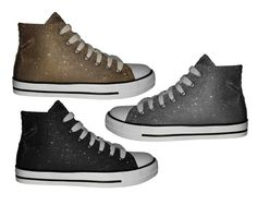 converse donna ecopelle