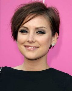 Short Hairstyles 2014 Thin Hair