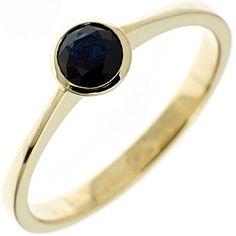 Dreambase Damen-Ring 1 blauer Saphir 8 Karat (333) Gelbgo... https://www.amazon.de/dp/B00EYGRT3W/?m=A37R2BYHN7XPNV