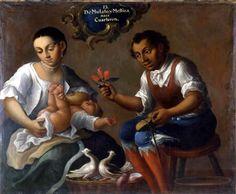 mulato y meztizo Fernando Gorraez