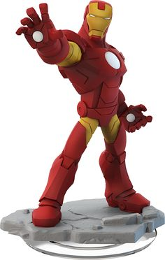 Disney Infinity - Iron Man ★ Find more at http://www.pinterest.com/competing