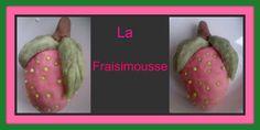 """¸.•*¨Cosmét-home ¸.•*¨: Pain moussant """" Fraisimousse"""""""