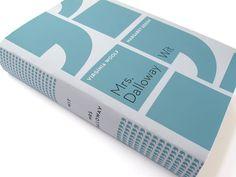 Mrs. Dalloway - Book Design